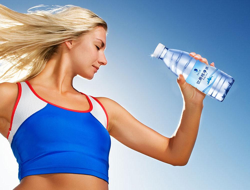 大容川泉包装饮用水(纯净水)标志+包装万博manbetx手机登录网页