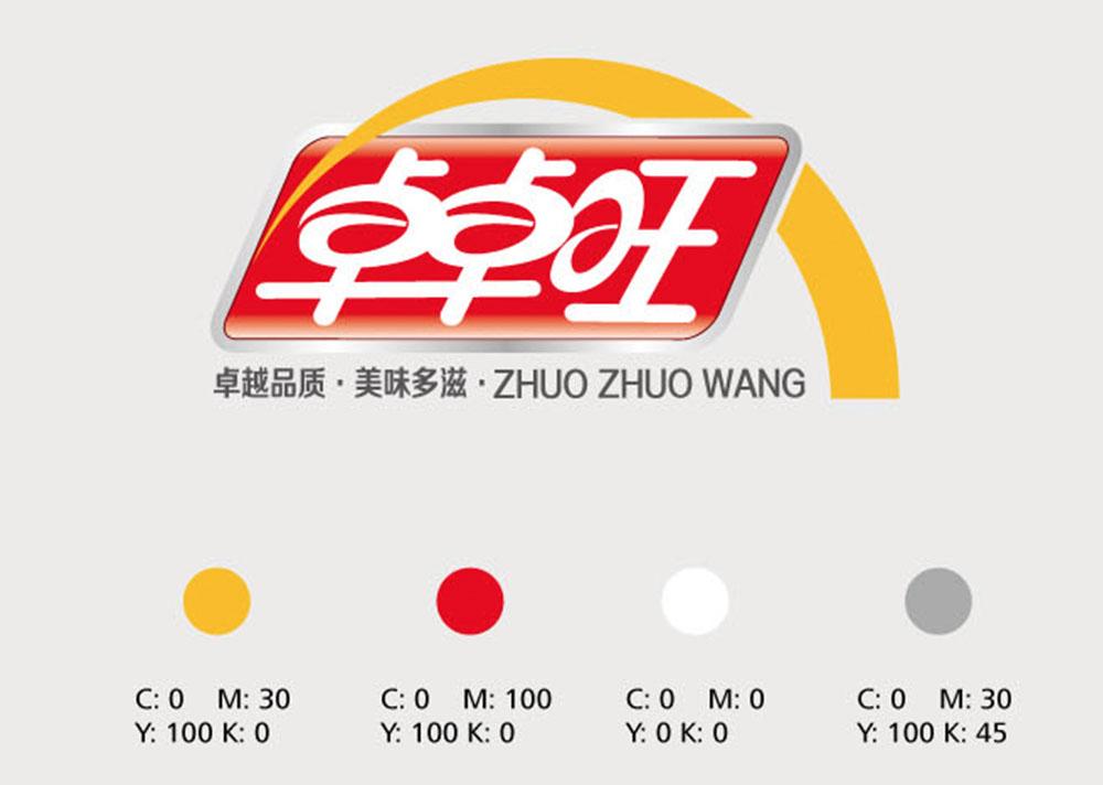 卓卓旺》古坛腐乳包装设计
