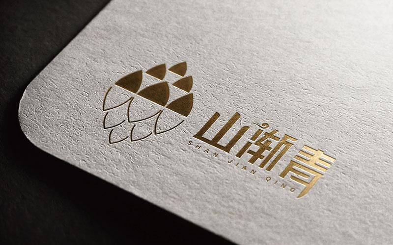 山渐青沉香茶礼盒包装设计05