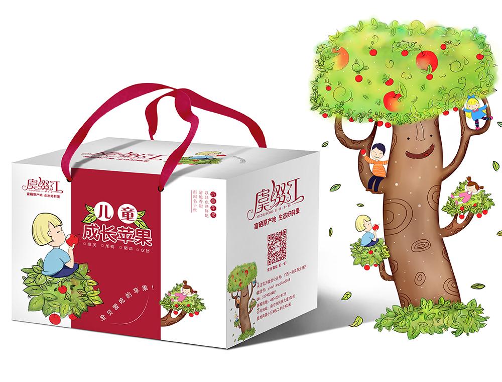 虞缀红生态苹果包装vwin德赢下载地址
