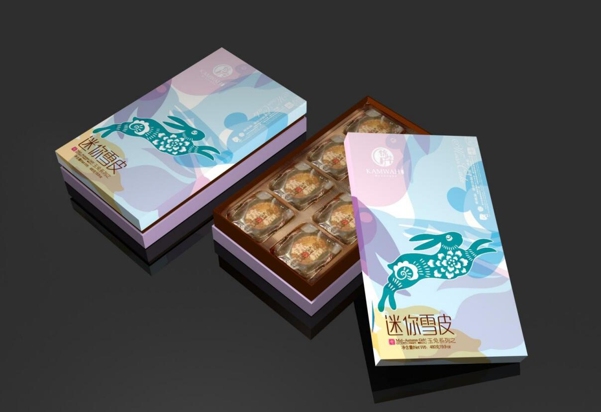 香港锦华月饼包装设计10
