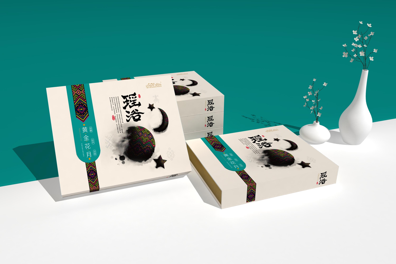 金秀金圣堂瑶浴产品包装设计家庭系列05