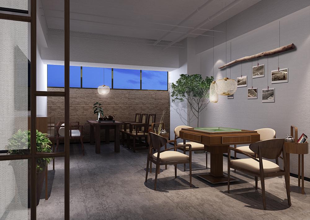 西安茶馆体验空间设计03