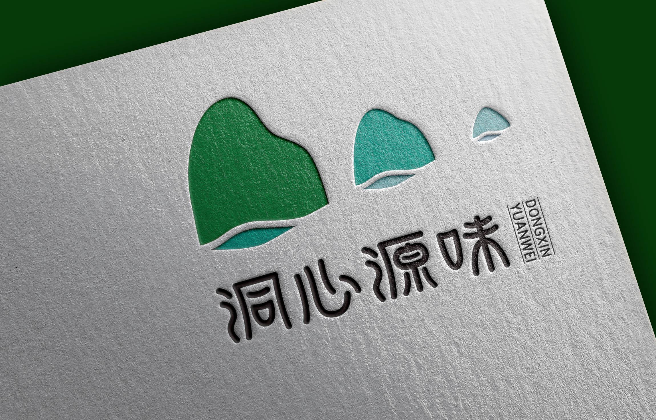 洞心源味香米品牌策划/包装设计
