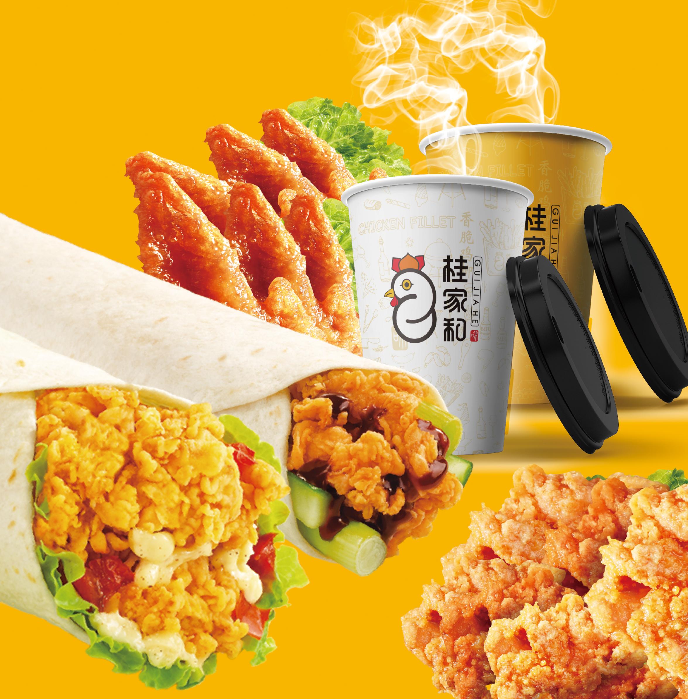 广西桂家和香脆鸡柳品牌